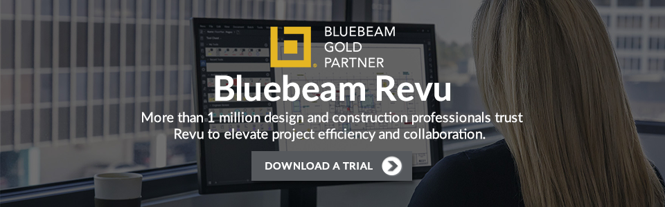 Begin your Bluebeam Revu trial, now!