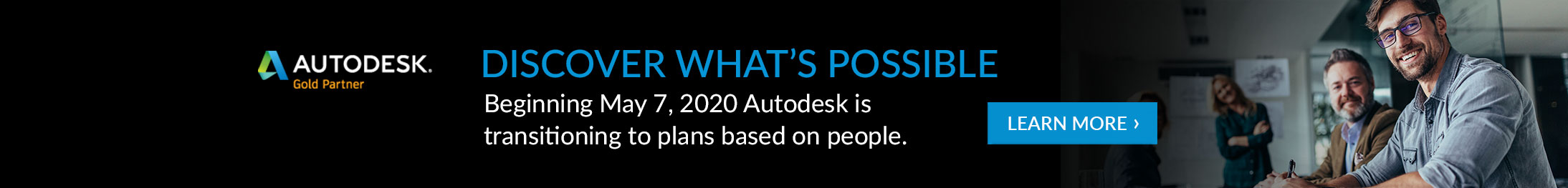 Autodesk Software Transition to Named User