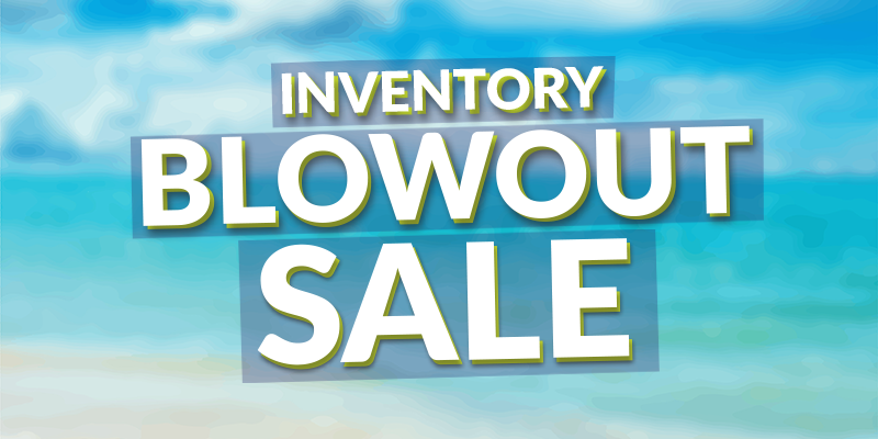 Imagery: Inventory Blowout Printer Special from Print-O-Stat
