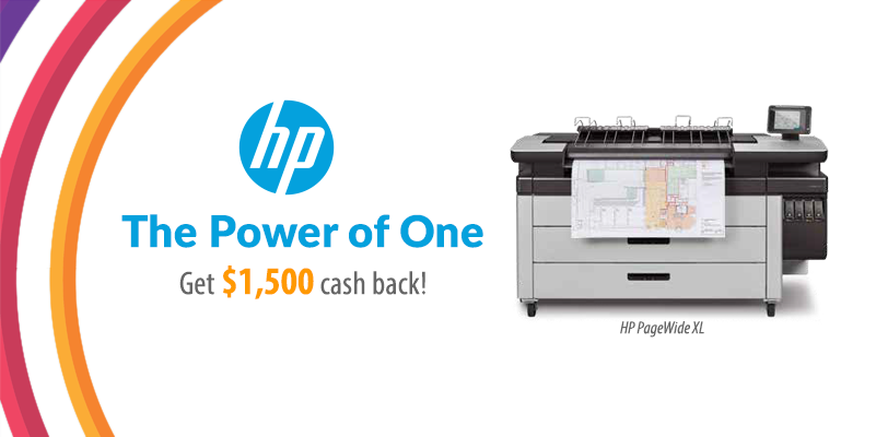 Imagery: HP PageWide XL Promotion from Print-O-Stat