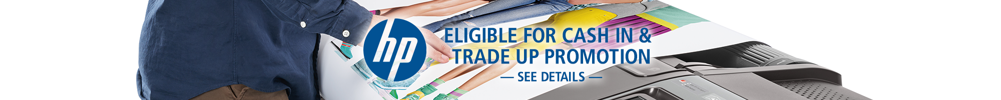 HP Trade In and Save Promotion