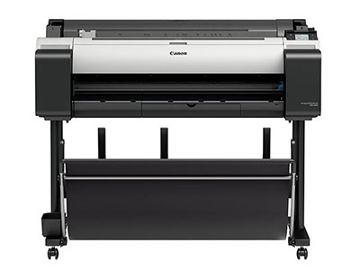 "Image: Canon imagePROGRAF TM-300 36"" Printer"