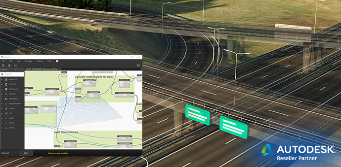 Civil Community Webinar : Site and Transportation Design with Dynamo