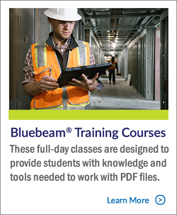 Bluebeam Training Courses