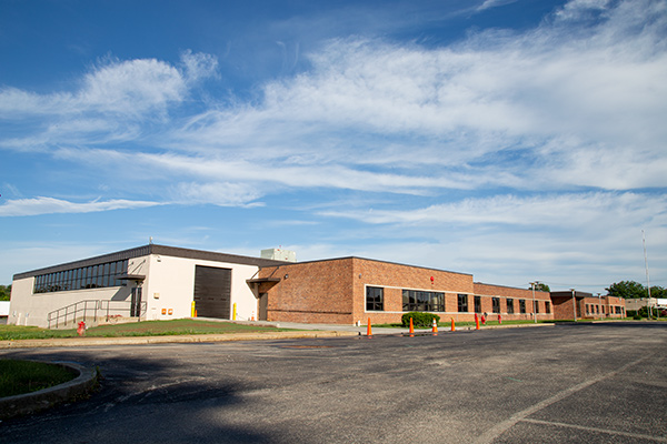 New Print-O-Stat Headquarters in newly renovated 28,400 SF of the former Osram Sylvania building at 1128 Roosevelt Avenue, York